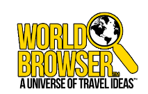 world browser a universe of travel ideas